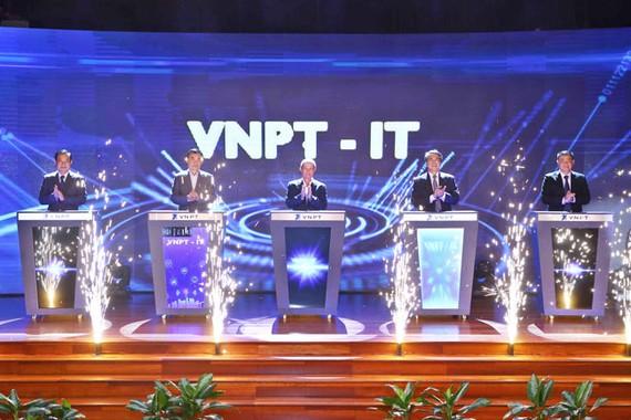 VNPT ra mắt công ty nghiên cứu phần mềm và ứng dụng công nghệ