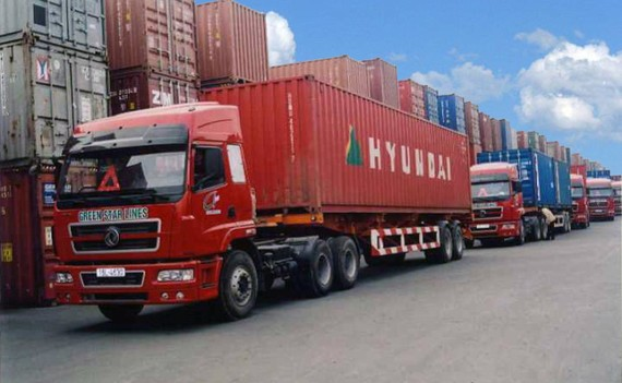 Đề xuất điều kiện kinh doanh vận tải đa phương thức quốc tế