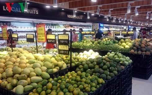 Nông sản Việt Nam xuất khẩu sang Hàn Quốc phải chịu sự kiểm tra khắt khe về dư lượng thuốc bảo vệ thực vật.