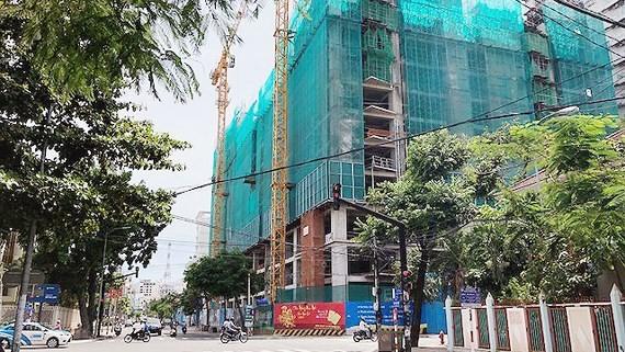 Đất vàng Trường Chính trị Khánh Hòa đã được xây khách sạn