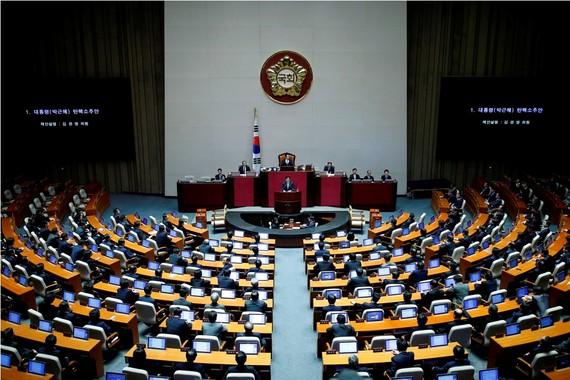 Hàn Quốc công khai chi phí hoạt động đặc biệt của Quốc hội