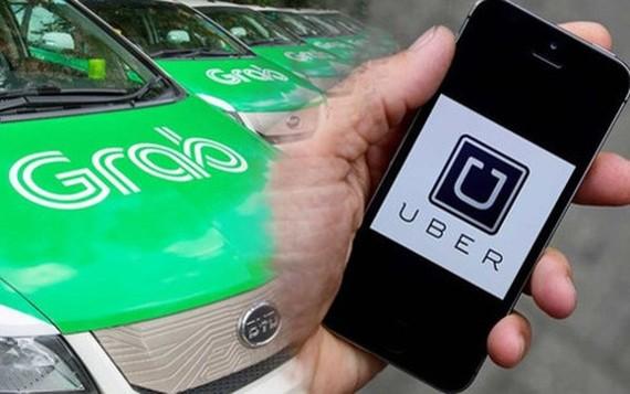 Singapore đề nghị phạt thương vụ sáp nhập Grab-Uber