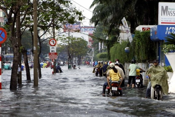 Chống ngập cho TPHCM: Quản lý chặt quá trình đô thị hóa
