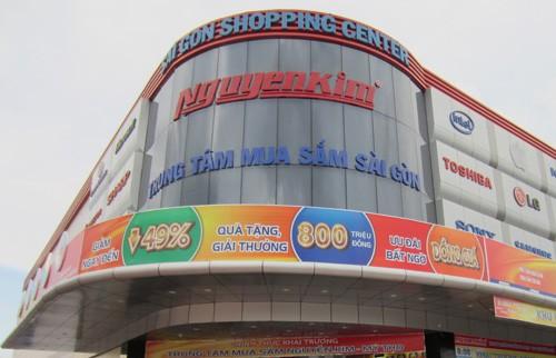 Nguyễn Kim đã nộp đủ số thuế bị truy thu và phạt gần 150 tỷ đồng.