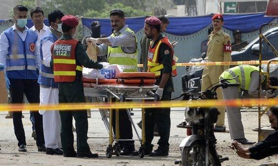149 người thiệt mạng trong cuộc biểu tình chính trị tại Pakistan