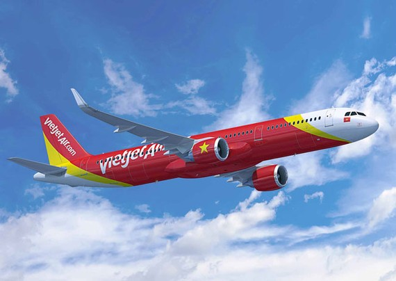 Vietjet đặt mua thêm 50 máy bay A321neo