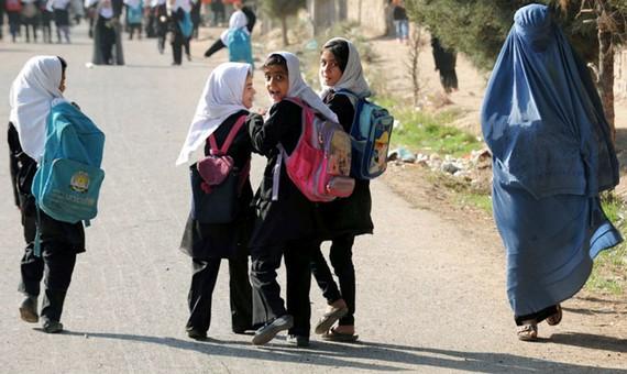 Unicef cho biết hôn nhân trẻ em vẫn còn phổ biến trên khắp đất nước. Ảnh: AFP / Getty Images