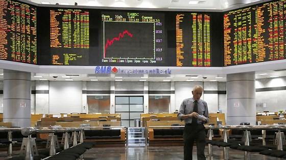 Thị trường chứng khoán châu Á diễn biến trái chiều ngày 23-8