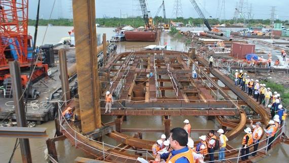 Kiến nghị Thủ tướng giải quyết dự án chống ngập 10.000 tỷ tạm ngưng thi công