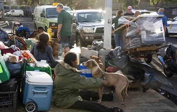 Phân cực giàu - nghèo tại Mỹ tăng mạnh