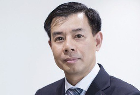 Ông Nguyễn Việt Quang – Phó Chủ tịch kiêm Tổng Giám đốc tập đoàn Vingroup.