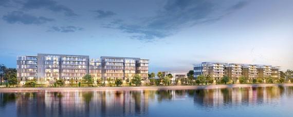 Dự án Jamona Sky Villa - mô hình biệt thự trên không dành riêng cho giới thượng lưu do TTC Land đầu tư phát triển.