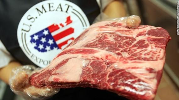 EU đề xuất đàm phán Mỹ về nhập khẩu thịt bò