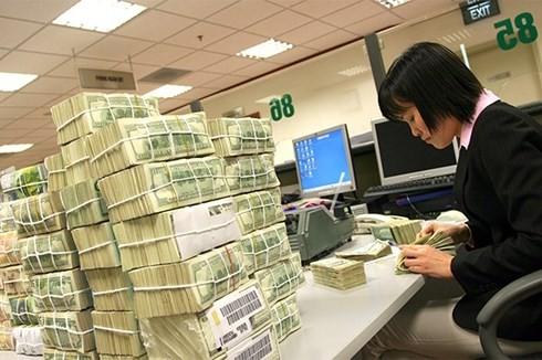Đẩy nhanh xử lý nợ xấu các tổ chức tín dụng