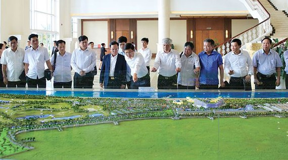 FLC đưa ra kế hoạch sở hữu khoảng 100 sân golf vào năm 2022 trên khắp 63 tỉnh, thành phố.