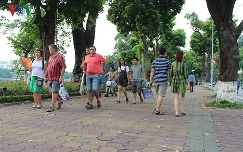 Hà Nội sẽ mở rộng không gian đi bộ Hồ Hoàn Kiếm?