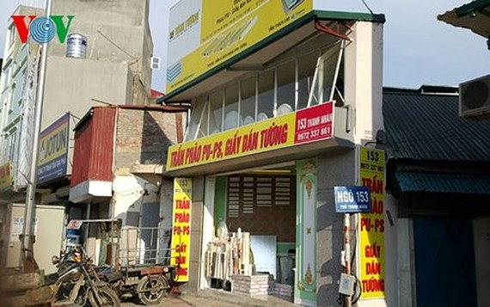 """Hà Nội còn 120 nhà """"siêu mỏng siêu méo""""."""