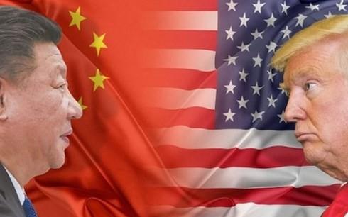 Căng thẳng thương mại Mỹ - Trung vẫn tiếp tục leo thang. (Ảnh minh họa: KT)