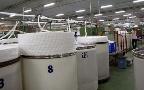 Nội địa hóa nguyên phụ liệu của ngành dệt may tăng nhanh