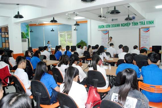 Nhiều ý tưởng khởi nghiệp hiệu quả của sinh viên ĐH Trà Vinh.