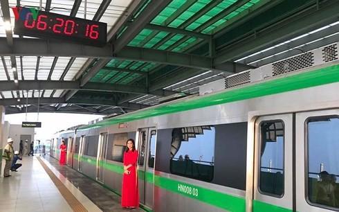 Đường sắt Cát Linh-Hà Đông liệu có giống buýt nhanh BRT?