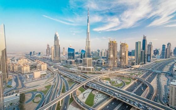 Dubai. Ảnh: internet