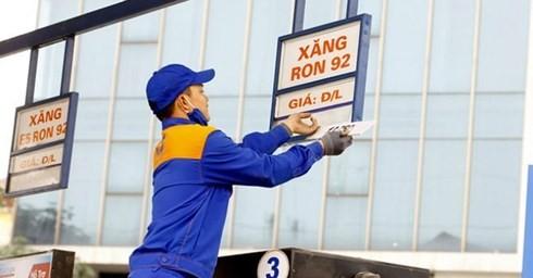 Thuế bảo vệ môi trường với xăng dầu sẽ lên kịch trần từ 1/1/2019 (Ảnh minh họa: KT)
