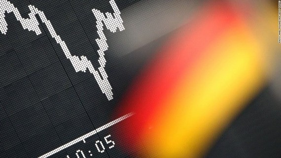 Kinh tế Đức đối mặt với nguy cơ giảm tốc trong hai năm liên tiếp