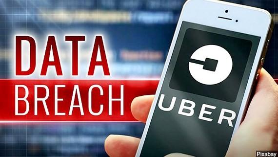 Uber nộp phạt 148 triệu USD vì sự cố rò rỉ dữ liệu