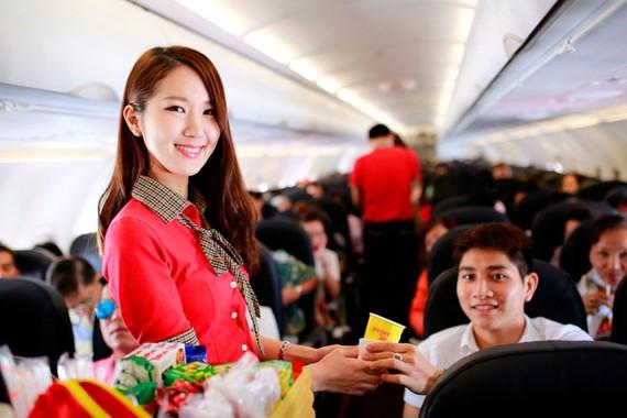 Vietjet mở bán vé đường bay Phú Quốc - Seoul (Hàn Quốc)