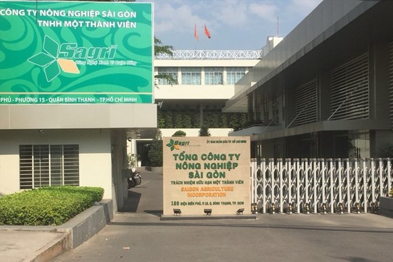 TCT Nông nghiệp Sài Gòn: Sai phạm hơn 2.000ha đất công