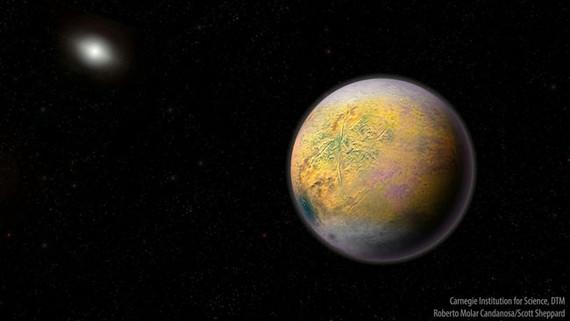 Phát hiện vật thể mới trong hành tinh X bí ẩn