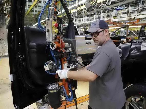 Tỷ lệ thất nghiệp  Mỹ xuống mức thấp nhất trong 5 thập niên