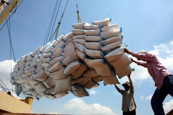 Việt Nam xuất 5 triệu tấn gạo trong 9 tháng