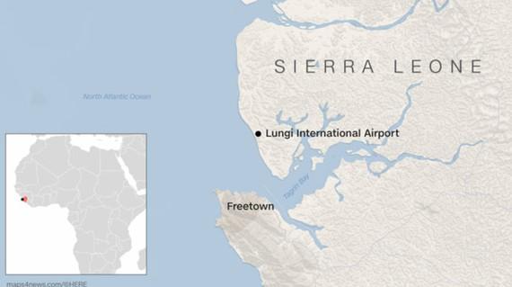 Sierra Leone từ chối dự án sân bay triệu USD với Trung Quốc