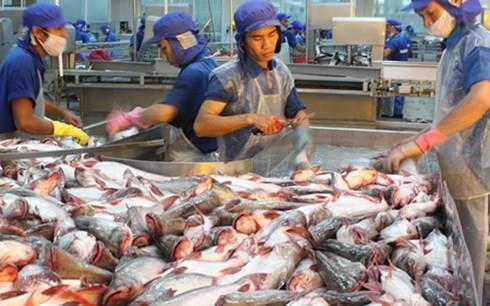 Chiến lược biển Việt Nam đến năm 2020 xác định hải sản  là 1 trong 5 ngành kinh tế mũi nhọn. (Ảnh minh họa: KT)