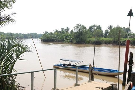 156ha vườn Dừa đã được chuyển đổi thành đất cho dự án thương mại nhà ở và sân golf. (Ảnh: Trần Xuân Tình/Vietnam+)