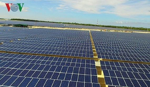 Nhà máy Điện mặt trời TTC Phong Điền, Thừa Thiên - Huế.