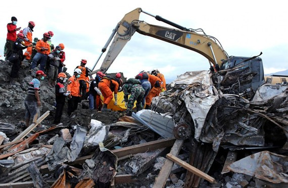 Triển khai Quỹ đầu tư 150 triệu USD hỗ trợ Indonesia sau thảm họa kép