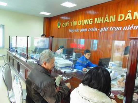 Chấn chỉnh quỹ tín dụng nhân dân