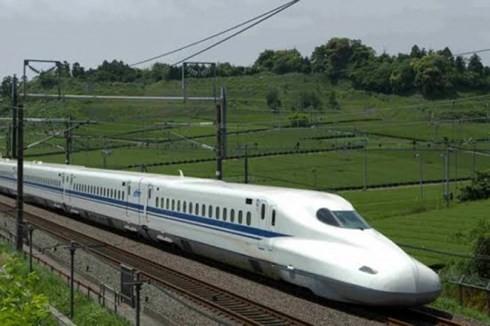 Dự án đường sắt tốc độ cao Bắc-Nam. (Ảnh: KT)