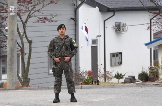 Hai miền Triều Tiên ngừng tất cả các hành động thù địch