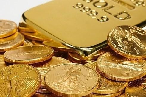 Hôm nay, giá vàng trong nước và thế giới đồng loạt tăng nhẹ. (Ảnh: KT)