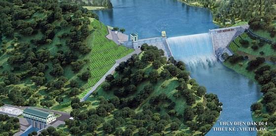 Dự án thủy điện Đăk Di 4