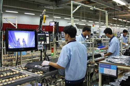 Chỉ số sản xuất ngành công nghiệp tăng trên 10,4%