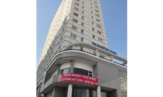 VAMC tính siết nợ chung cư Trung Đông Plaza