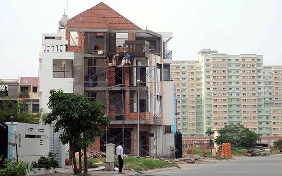 Cấp phép xây dựng nhà ở riêng lẻ thống nhất trên địa bàn TP
