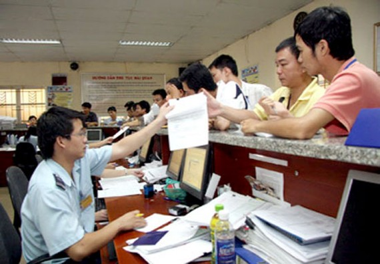Sửa quy định về đại lý làm thủ tục hải quan