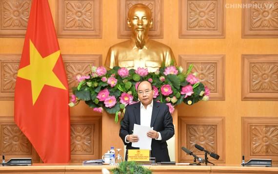 Thủ tướng chủ trì họp phiên đầu tiên của Tiểu ban Kinh tế - Xã hội