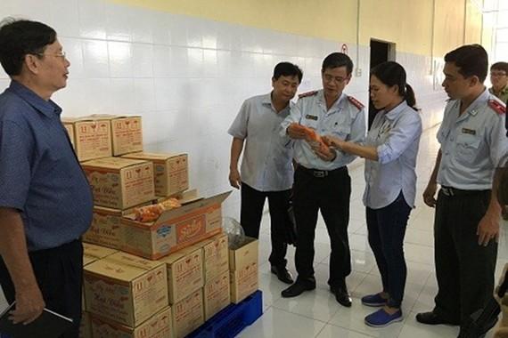 Thanh tra hoạt động dược, mỹ phẩm, an toàn thực phẩm tại 18 tỉnh thành